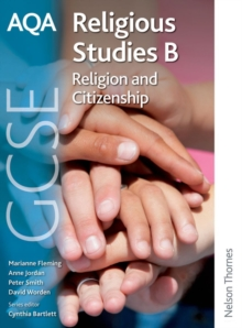 AQA GCSE Religious Studies B - Religion and Citizenship, Paperback Book