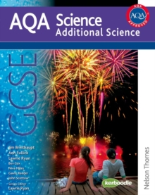 AQA Science GCSE Additional Science : Student Book, Paperback Book