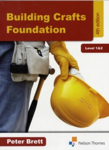 Building Crafts Foundation Level 1&2, Paperback Book