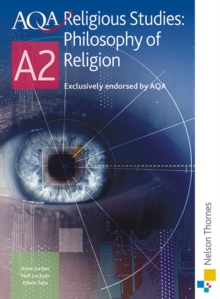 AQA Religious Studies A2: Philosophy of Religion, Paperback Book