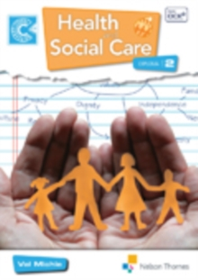 Health and Social Care Diploma Level 2 Course Companion, Paperback Book
