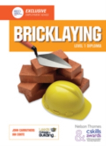 Bricklaying Level 1 Diploma, Paperback Book