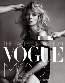 Vogue Model : The Faces of Fashion, Paperback Book
