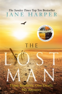 The Lost Man, Hardback Book