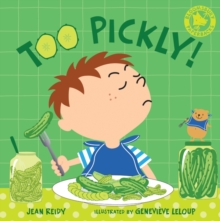 Too Pickly!, Paperback Book
