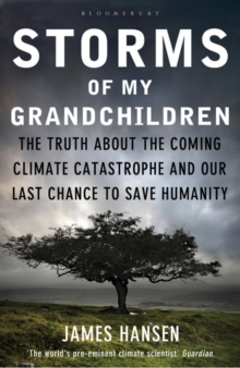 Storms of My Grandchildren : The Truth About the Coming Climate Catastrophe and Our Last Chance to Save Humanity, Paperback Book