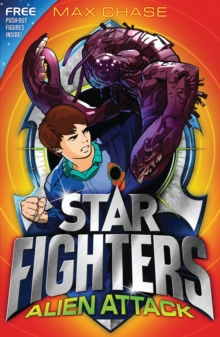 Star Fighters 1: Alien Attack, Paperback Book