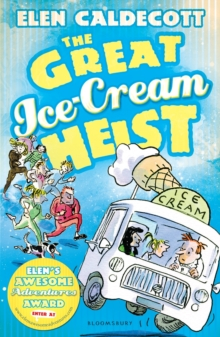 The Great Ice-Cream Heist, Paperback Book