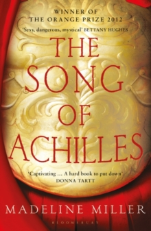 The Song of Achilles, Paperback Book