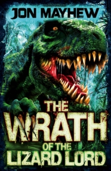 Monster Odyssey: The Wrath of the Lizard Lord, Paperback Book