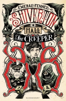 The Creeper, Paperback Book