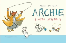 Archie Loves Skipping, Hardback Book