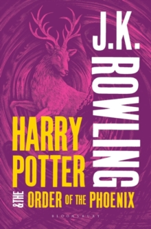 Harry Potter and the Order of the Phoenix, Paperback Book