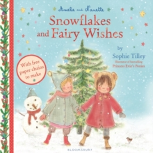 Amelie and Nanette: Snowflakes and Fairy Wishes, Paperback Book