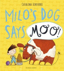 Milo's Dog Says Moo!, Paperback Book