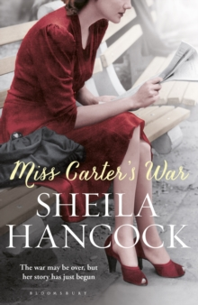 Miss Carter's War, Paperback Book