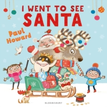 I Went to See Santa, Hardback Book
