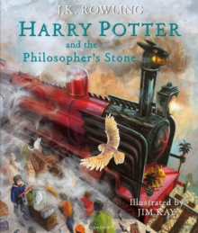Harry Potter and the Philosopher's Stone : Illustrated Edition, Hardback Book