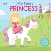 I Wish I Were a Princess, Board book Book