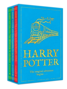 Harry Potter: The magical adventure begins . . . : Volumes 1-3, Multiple copy pack Book