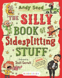 The Silly Book of Side-Splitting Stuff, Paperback Book