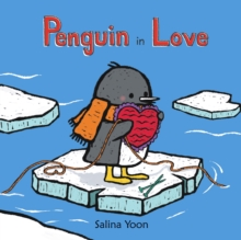 Penguin in Love, Paperback Book