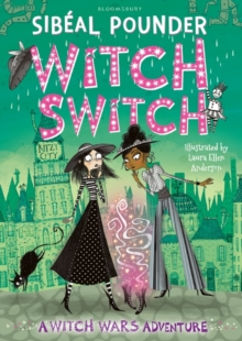 Witch Switch, Paperback Book