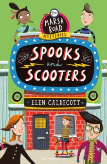 Spooks and Scooters, Paperback Book