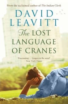 The Lost Language of Cranes, Paperback Book