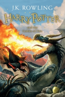 Harry Potter and the Goblet of Fire, Hardback Book