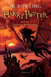 Harry Potter and the Order of the Phoenix, Hardback Book