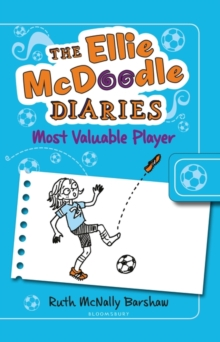 The Ellie McDoodle Diaries: Most Valuable Player, Paperback Book