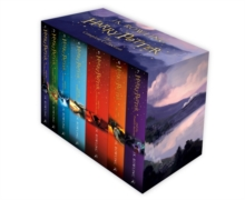 Harry Potter Box Set: The Complete Collection Children's Paperback, Multiple copy pack Book