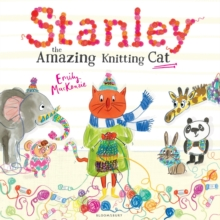 Stanley the Amazing Knitting Cat, Paperback Book
