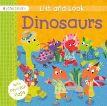 Lift and Look Dinosaurs, Board book Book