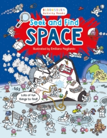 Seek and Find Space, Paperback Book