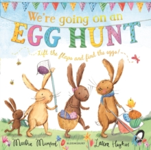 We're Going on an Egg Hunt, Paperback Book