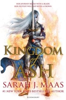 Kingdom of Ash : INTERNATIONAL BESTSELLER, Paperback / softback Book