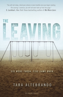 The Leaving, Paperback Book