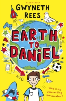 Earth to Daniel, Paperback Book