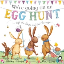 We're Going on an Egg Hunt, Board book Book