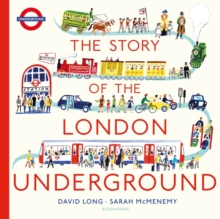 TfL: The Story of the London Underground, Hardback Book