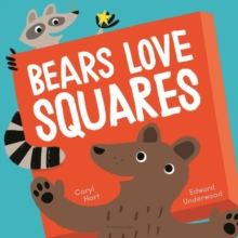 Bears Love Squares, Paperback / softback Book