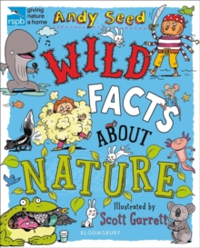 RSPB Wild Facts About Nature, Paperback / softback Book