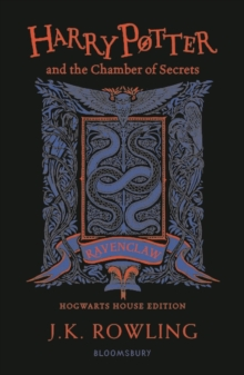 Harry Potter and the Chamber of Secrets - Ravenclaw Edition, Paperback Book