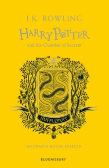 Harry Potter and the Chamber of Secrets - Hufflepuff Edition, Hardback Book