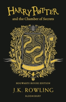 Harry Potter and the Chamber of Secrets - Hufflepuff Edition, Paperback Book
