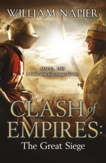 Clash of Empires: The Great Siege, Paperback Book