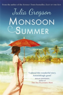 Monsoon Summer, Hardback Book