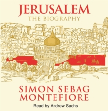 Jerusalem : The Biography, CD-Audio Book